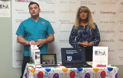Career Counseling at Centreville Campus – Massage Therapy and Cosmetology